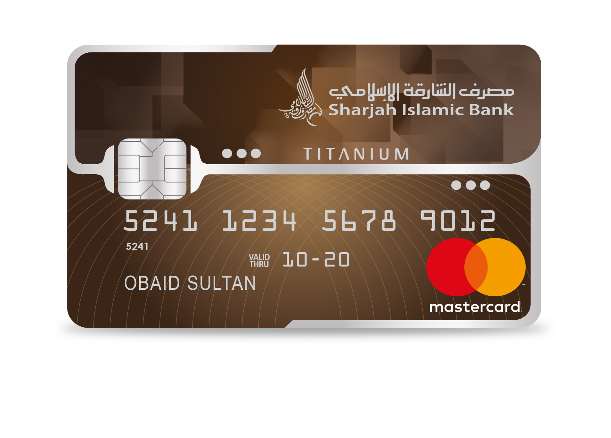 SIB - 'Smiles' Titanium Credit Card
